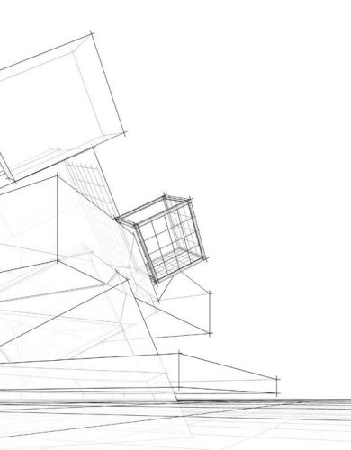 House design sketch